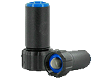 Compression Fittings Blue (.710 OD Tubing)