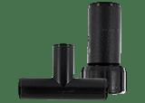 Compression Fittings Black (.700 OD Tubing)