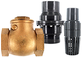 Check Valves & Foot Valves