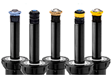 Rotary Nozzle Sprinklers