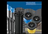 Hydro Rain Sprinklers Nozzles