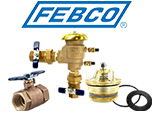 Febco Backflow Replacement Parts