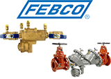 Febco Reduced Pressure Assemblies