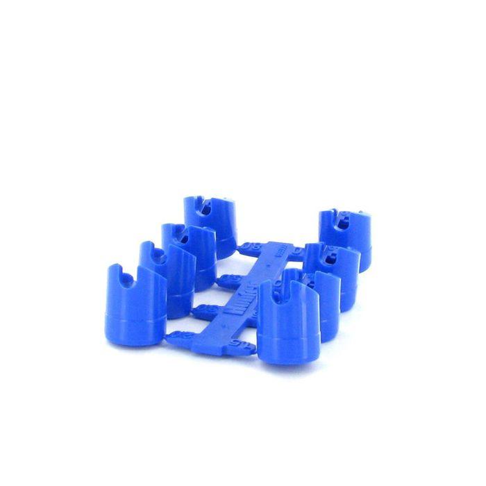 5 SETS Hunter PGP Standard Blue Nozzle Rack 665300-8 Nozzles Per Tree
