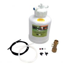 EZ-Flo 1 Gallon Fertilizer Drip Tank | 1010-HB