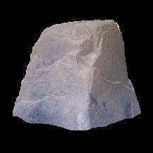 Dekorra 102 Riverbed Rock Cover Only Rock Enclosure | 102-RB