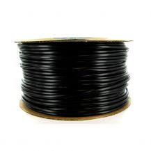"DIG 1/4"" Black Polyethylene Tubing (.170 ID x .250 OD) (60 PSI) (500') | 12-041"