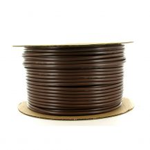 "DIG 1/4"" Brown Vinyl Tubing (.156 ID x .245 OD) (60 PSI) (500') | 12-049"