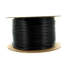 "DIG 1/4"" Black Vinyl Tubing (.160 ID x .220 OD) (60 PSI) (500') | 12-056"