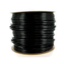 "DIG 1/4"" Black Polyethylene Tubing (.170 ID x .250 OD) (60 PSI) (1000') | 12-060"