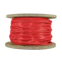 Wiring 12 AWG Red Underground Wire 500' | 12-1-RED