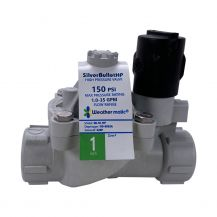 "Weathermatic SilverBullet In-Line Valve 1"" FPT 