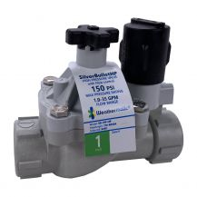 "Weathermatic SilverBullet In-Line Valve with Flow Control 1"" FPT 