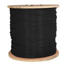 Wiring 14 AWG Black Underground Sprinkler Wire 2500' | 14-1-BLACK-2500