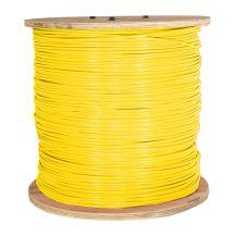 Wiring 14 AWG Yellow Underground Sprinkler Wire 2500' | 14-1-YELLOW-2500