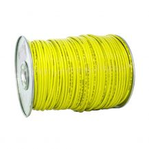 Wiring 14 AWG Yellow Underground Sprinkler Wire 500' | 14-1-YELLOW-500