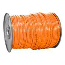 Wiring 14 AWG Orange Underground Sprinkler Wire 500' | 14-1-ORANGE-500