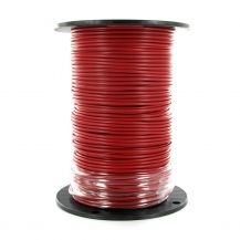 Wiring 16 AWG Red Underground Sprinkler Wire 500' | 16-1-RED-500