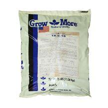 Grow More 25 lbs. 18N-6P-18K Fertilizer | 18-6-18