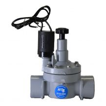 "Rain Pro 200F In-Line Valve with Flow Control 1"" FPT 