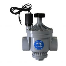 "Rain Pro 200F In-Line Valve with Flow Control 1-1/2"" FPT 