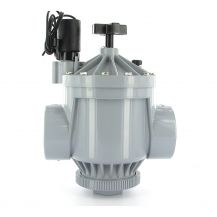 "Irritrol 200B In-Line / Angle Valve with Flow Control 2"" FPT 