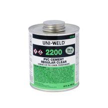 Oatey 4 oz Clear PVC Cement | 2266S