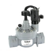 "Irritrol 2500F In-Line Valve with Flow Control 1"" FPT 