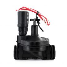 """DIG 305DC In-Line Valve with Flow Control and DC Latching Solenoid 3/4"""" FPT 