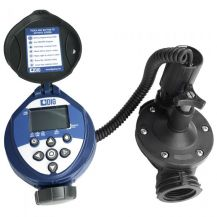 "DIG 400A Battery Operated Controller with 1-1/2"" Valve 