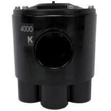"K-Rain 4000 Series 4 Outlet Indexing Valve 1-1/4"" Slip 