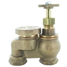Champion 466 Brass Manual Anti-Siphon Valve 3/4"