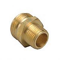 "Orbit Brass Adapter 3/4"" x 1/2"" MHT x MNPT 