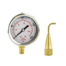 Underhill HeadChecker Nozzle Discharge Pressure Gauge | A-HCGPK