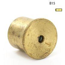 Weathermatic B-Series End Strip Brass Nozzle 4 ft x 13 ft | B15-EST