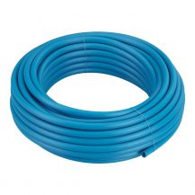 "Hydro-Rain 1"" Blu-Lock Lateral Pipe Coil (1.07 ID x 1.21 OD) (100 PSI) (100') | BLP-100-CL-1X"