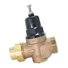 "Conbraco 36C-100 25 - 75 PSI Pressure Regulator 1"" MPT x Union 