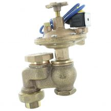 "Champion Brass Anti-Siphon with Union Valve 3/4"" FPT 