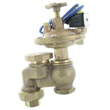 "Champion Brass Anti-Siphon with Union Valve 1"" FPT 
