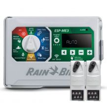 Rain Bird ESP-ME3 16 Station WiFi Ready Indoor/Outdoor Controller | ESP-16ME3