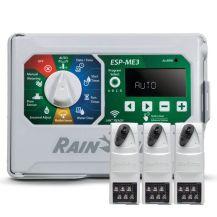 Rain Bird ESP-ME3 22 Station WiFi Ready Indoor/Outdoor Controller | ESP-22ME3