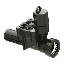 "Hydro-Rain HRP In-Line Valve 1"" PVC-Lock x Push-Fit | HRP-100-PF-PVC"