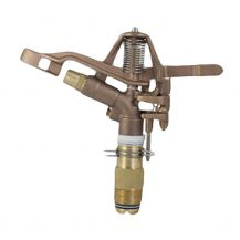 Aqualine Brass Impact Rotor with Dual Nozzles | I125A-38