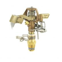 "Aqualine Brass Impact Rotor with 5/32"" Nozzle 