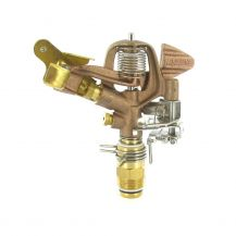"Aqualine Brass Impact Rotor with 3/16"" Nozzle 