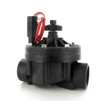 """Hunter ICV-FS In-Line Valve with Flow Control 1-1/2"""" FPT 