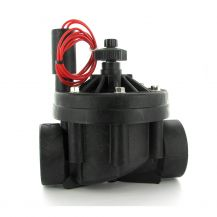 """Hunter ICV-FS In-Line Valve with Flow Control 2"""" FPT 