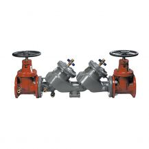 "Febco LF850 Lead Free DCA Backflow Preventer 4"" NRS Gate Valves 