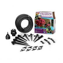 "Mister Landscaper 1 - 80 GPH Patio & Potted Plant Drip Kit 3/4"" FHT | MLK-PWK"