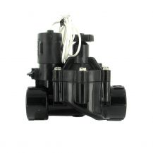 "Weathermatic NITRO Valve with Flow Control 1"" FPT 